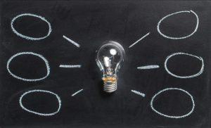 Ideen für Talente sammeln