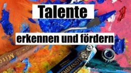 Talente erkennen und fördern