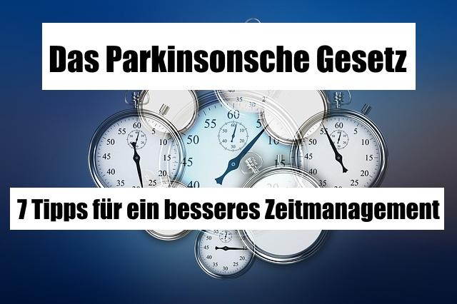 Das Parkinsonsche Gesetz
