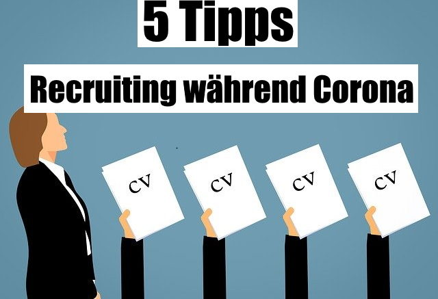 Recruiting Corona
